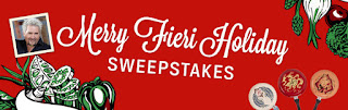 Merry Fieri Food Network Contest