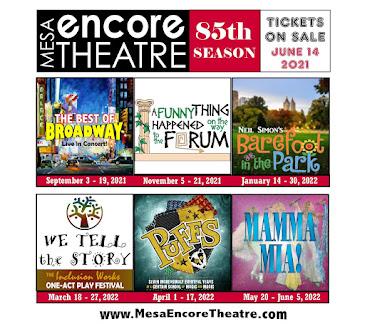 Mesa Encore Theatre presents