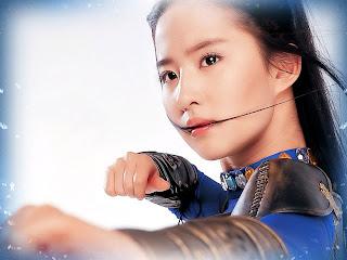 Crystal Liu Yi Fei (劉亦菲) Wallpaper HD 48