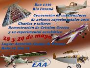 Convención EAA Río Paraná