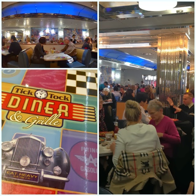 Tick Tock Diner, New York