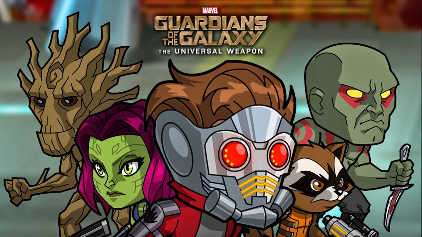 Game Android Guardians of the Galaxy