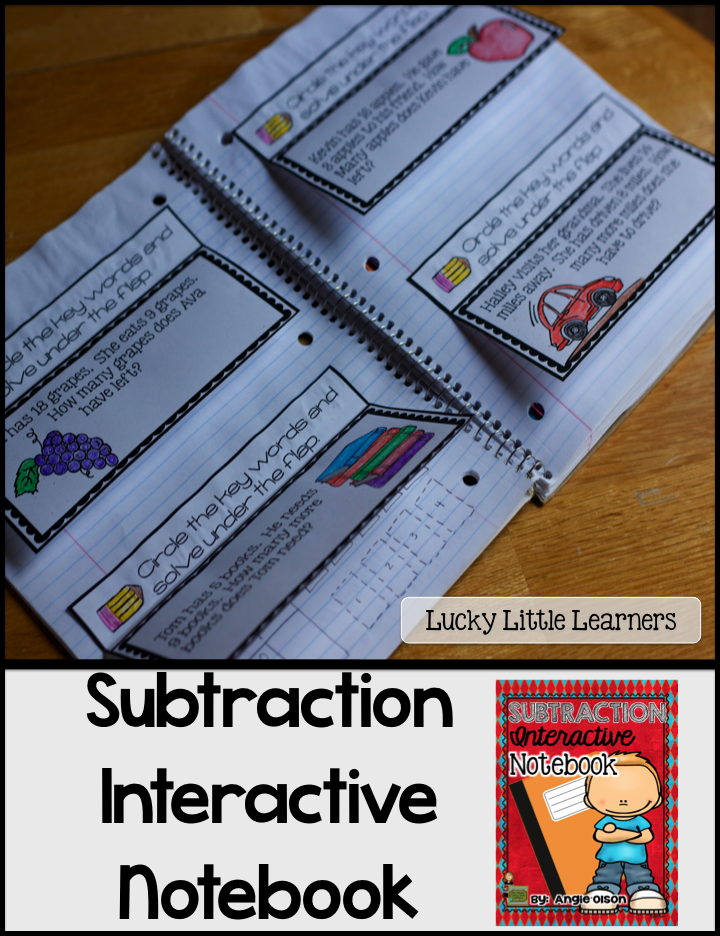 http://www.teacherspayteachers.com/Product/Subtraction-Unit-Interactive-Notebook-Pages-1357880