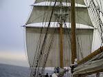 Tall Ship Fore Sail