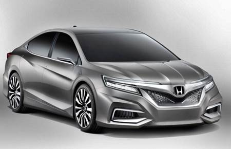2018 Honda Accord Sedan New Engine Specs