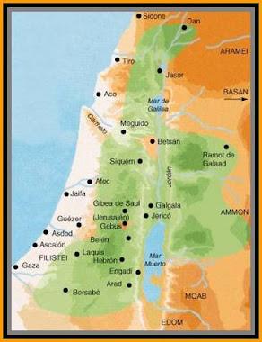 Diccionario Geografico de la Biblia