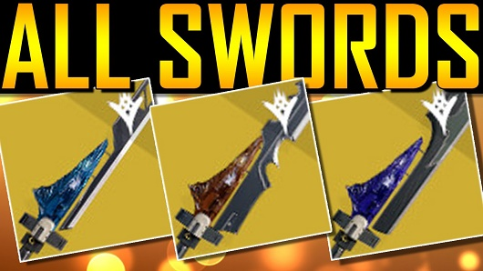 how to get the legendary sword in destiny 2