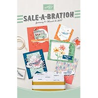 2017 Sale-A-Bration Catalog