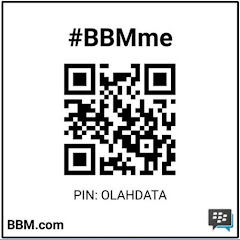PIN BBM: D6763349