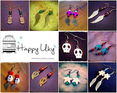 Collage Happy Uky showrooms pendientes