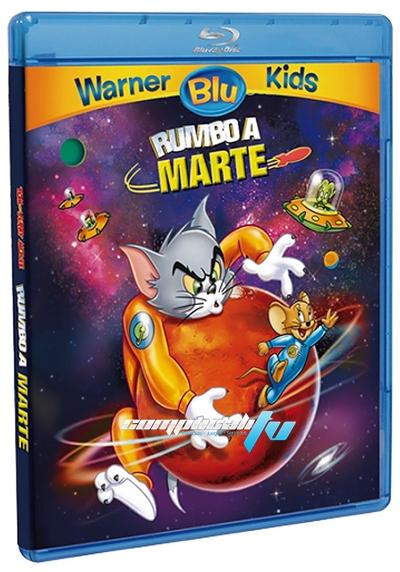 Tom y Jerry Rumbo a Marte 720p HD Subtitulos Español Latino