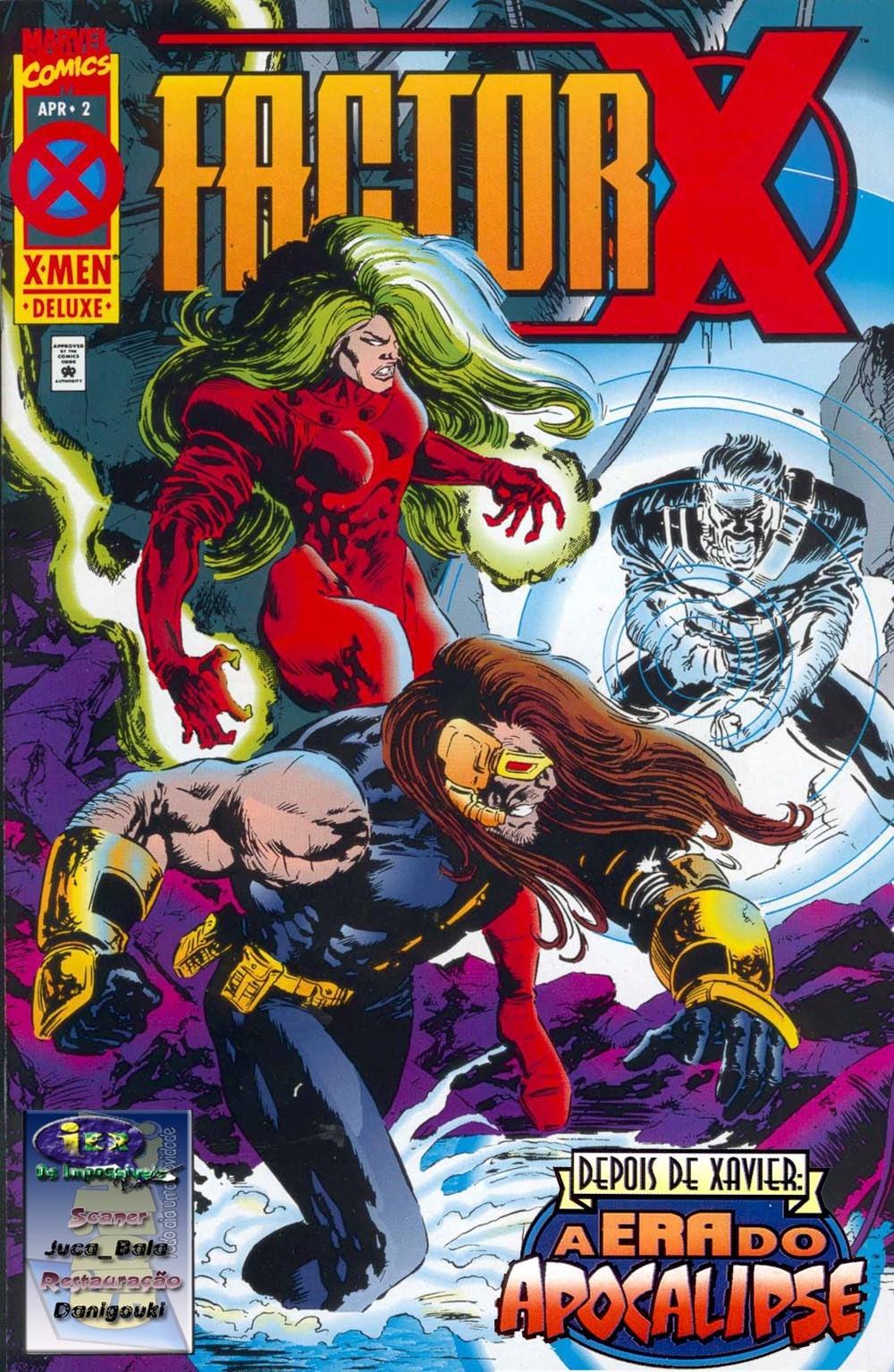 X-Men - A Era do Apocalipse #21