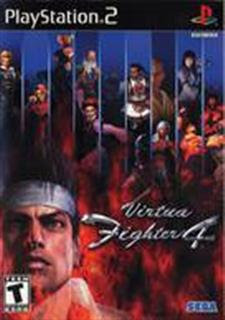 Virtua Fighter 4 – PS2