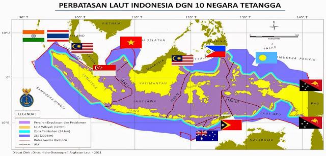 Wawasan Nusantara : Negara Maritim versus Negara Kepulauan