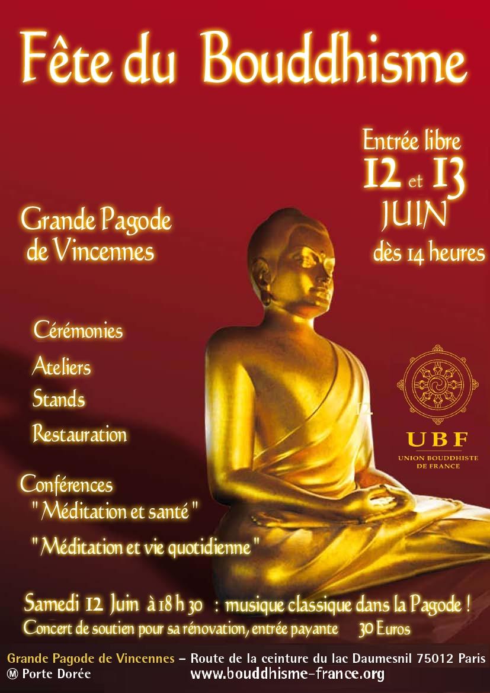 Miroir du dharma f te du bouddhisme et musiques d 39 t for Miroir du dharma