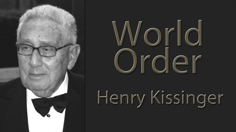 Η Νέα Τάξη έδωσε εντολή στον Κίσσινγκερ να ανακοινώσει την διατλαντική ένωση