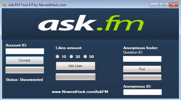 Ask.fm anon tracker for mac