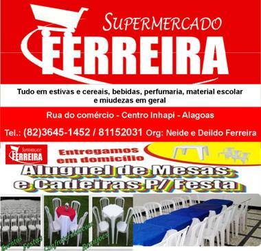 SUPERMERCADO FERREIRA