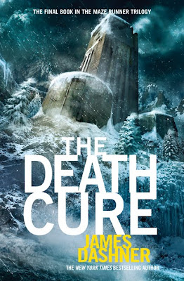 TDC%2BCover The Death Cure cover