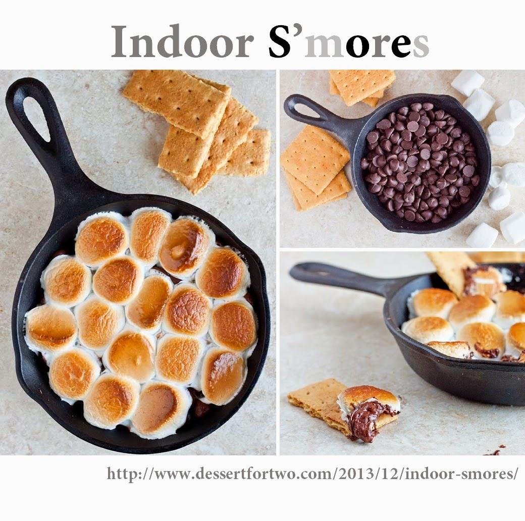 http://www.dessertfortwo.com/2013/12/indoor-smores/