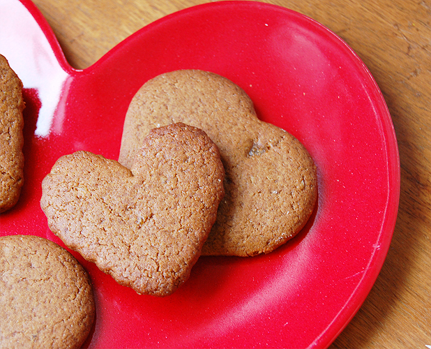 The Craftinomicon: Double Ginger Cookies