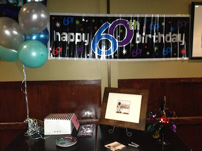 60th Birthday Decorations