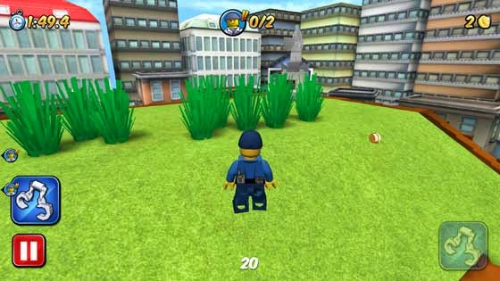 FunnyChest.com: Free Android Games LEGO City My City