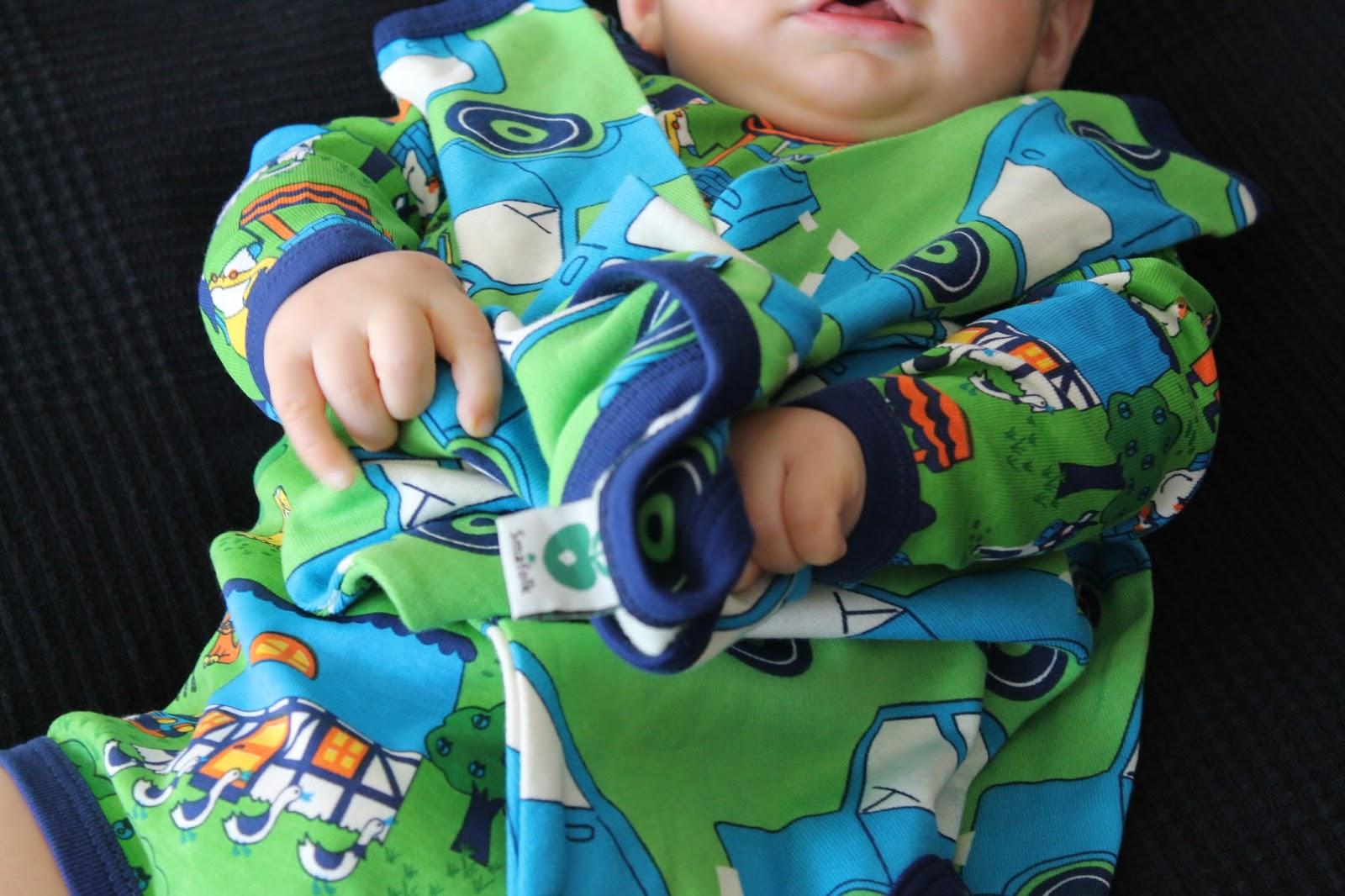 Schlafanzug Autos Smafolk