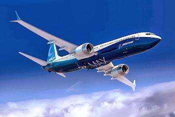 Boeing 737 MAX 8. ZonaAero