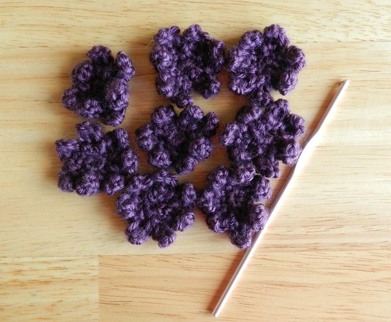 Grow Creative: Free Crochet Flower Necklace Pattern and Tutorial