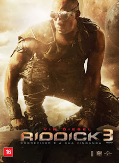 Riddick 3 - BDRip Dual Áudio