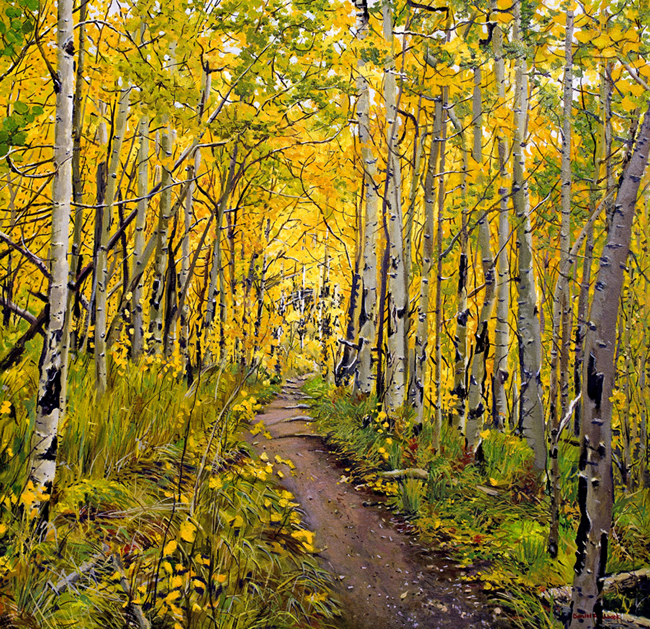 Paintings by daniel fishback kenosha to breckenridge Fine art america