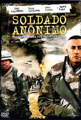 Filme Poster Soldado Anônimo DVDRip XviD & RMVB Dublado