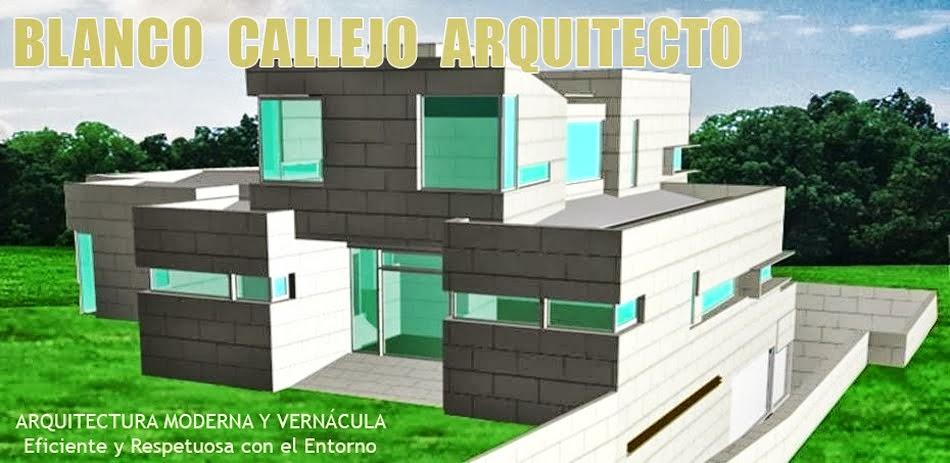 Blanco   Callejo   Arquitecto