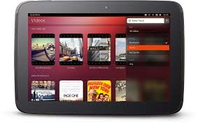 Noticia: Primera tablet Ubuntu Tablet: Otoño 2014, comprar tablet ubuntu tablet