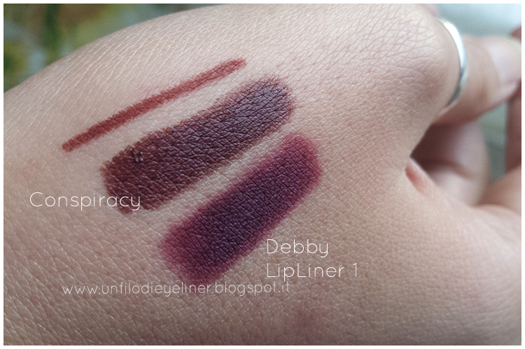 Preview & Swatch: Neve Cosmetics - Mistero Barocco Conspiracy