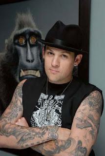 Joel Madden Tattoo Designs