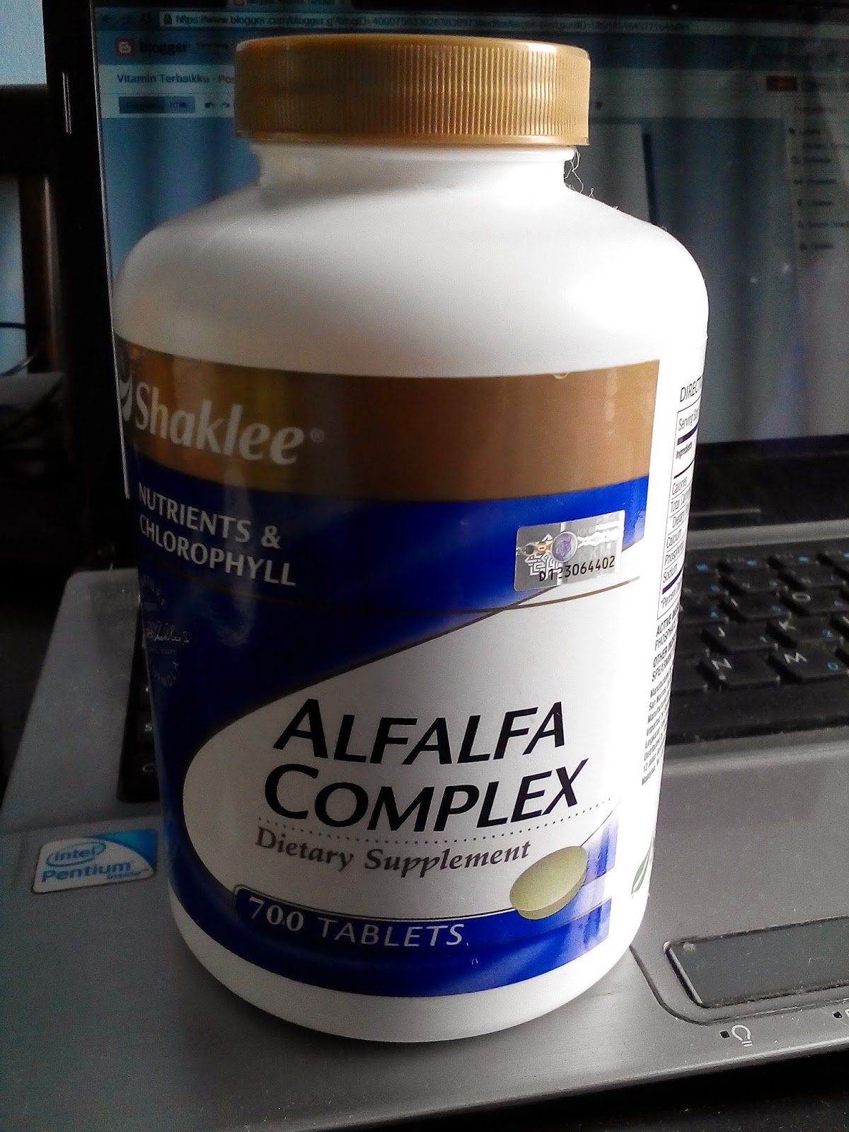 Vitamin Shaklee Saya Yang Petama