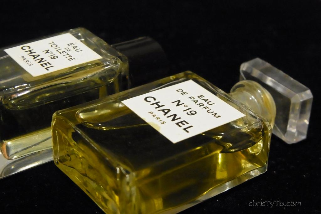 Christytb Chanel 19 Edp Edt