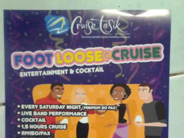 Mari Belayar Dengan Cruise Tasik @ Tasik Putrajaya