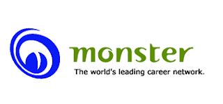 Monster company logo