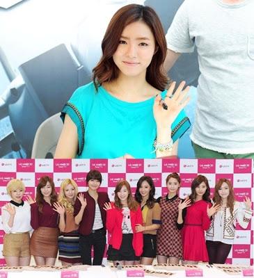 Shin Se Kyung & SNSD