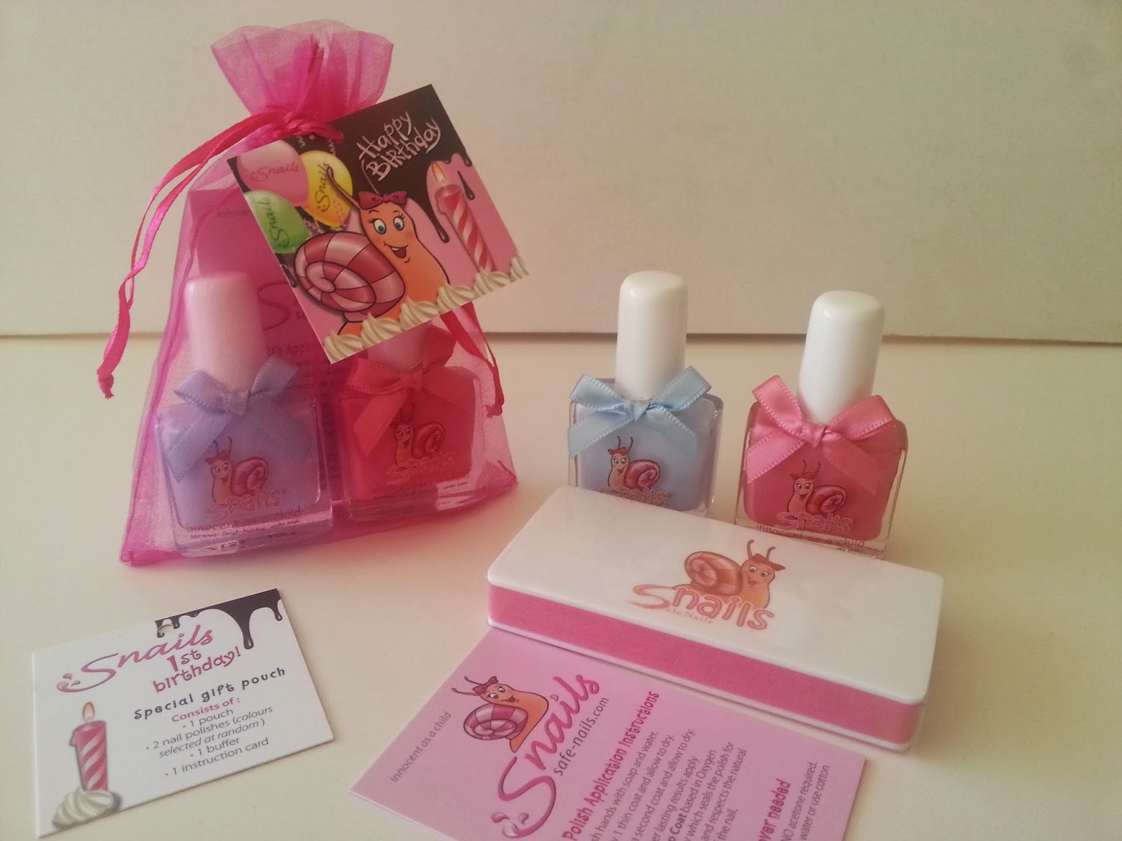 Missys Product Reviews : Snails Safe Nails Review and Giveaway