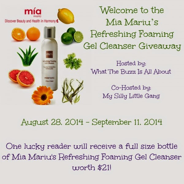 Enter To Win Mia Mariu