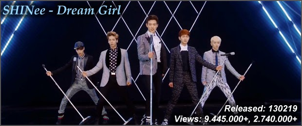 SHINee Dream Girl