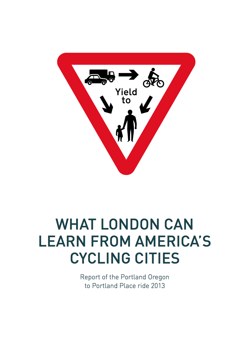 What London can Learn from America's Cycling cities