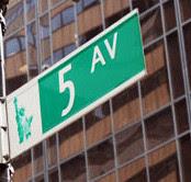 NY - Quinta Avenida
