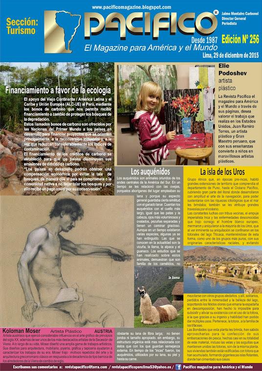 Revista Pacífico Nº 256