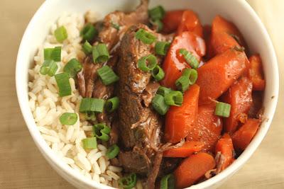 Karen's Kitchen Stories: Slow Cooker Asian Pot Roast