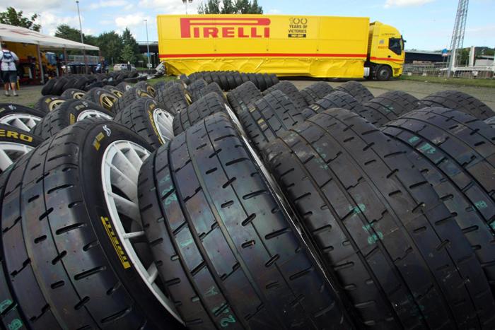 Pirelli regresa a los Rallys en 2014